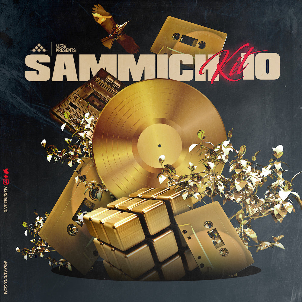 MSXII Sound Design - Sammich Kit Vol. 10