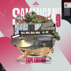 MSXII Sound Design - Sammich Kit Vol. 9 (Tape Edition)