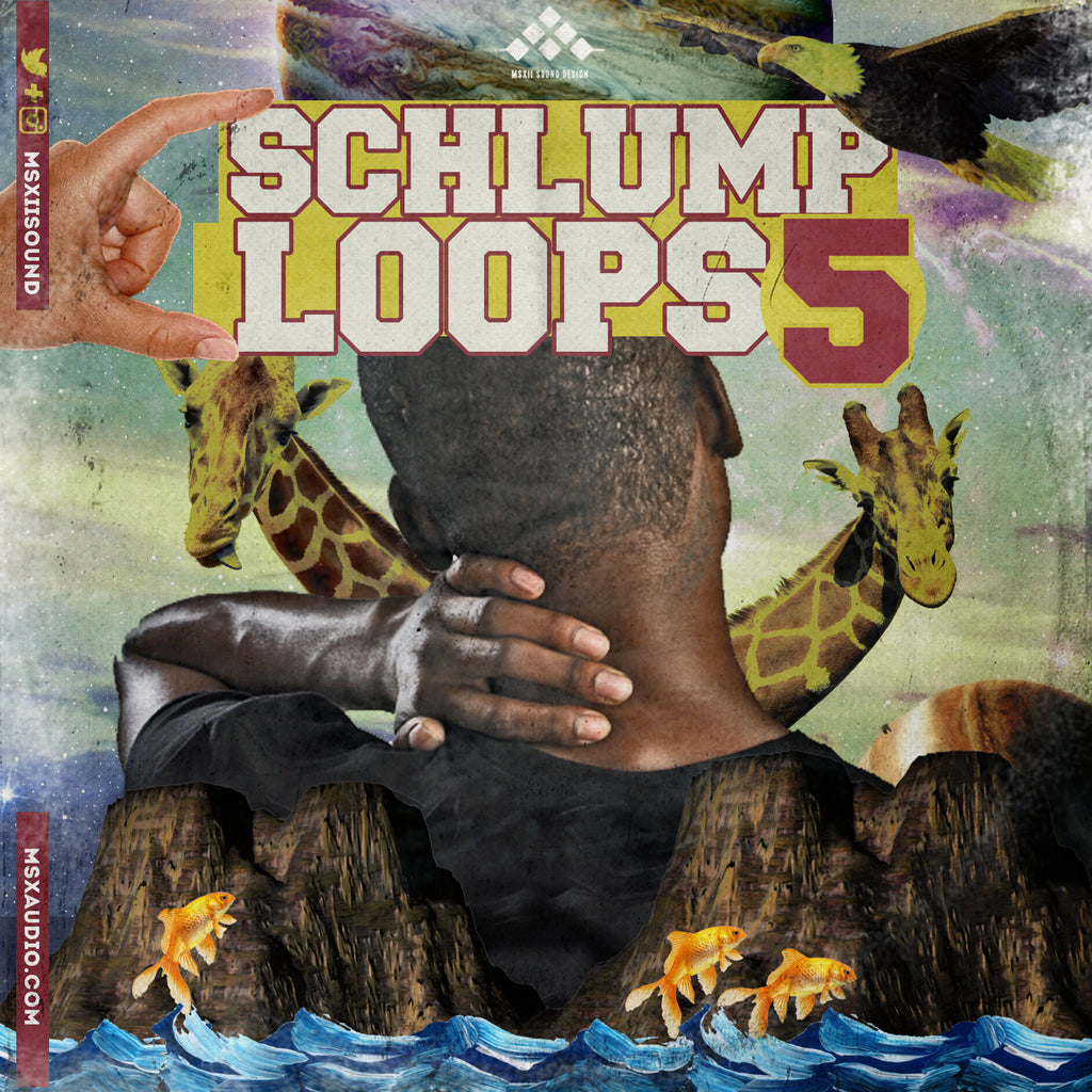 MSXII Sound Design - Schlump Loops Vol. 5