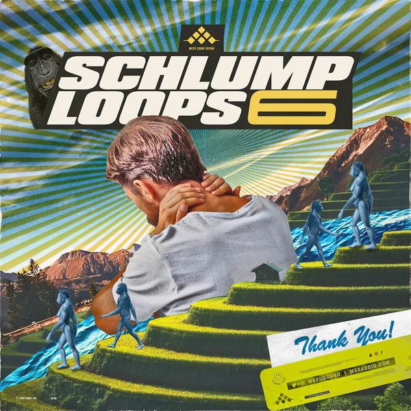MSXII Sound Design - Schlump Loops Vol. 6