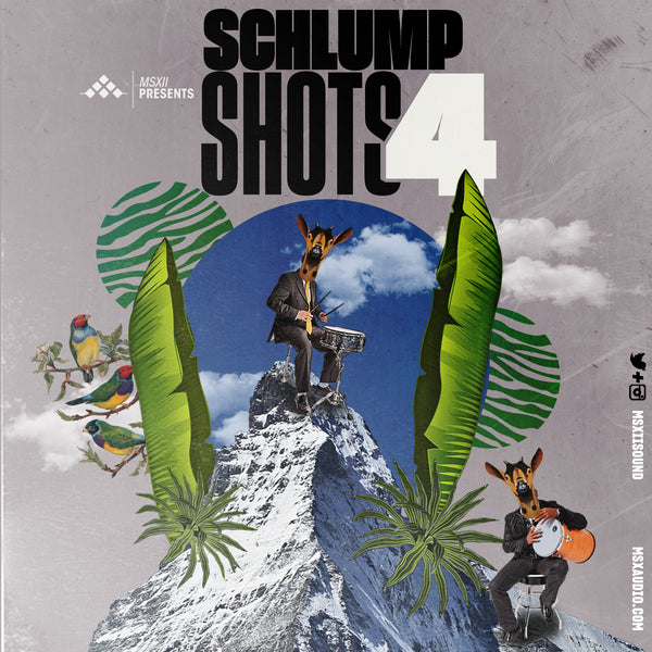 MSXII Sound Design - Schlump Shots Vol. 4