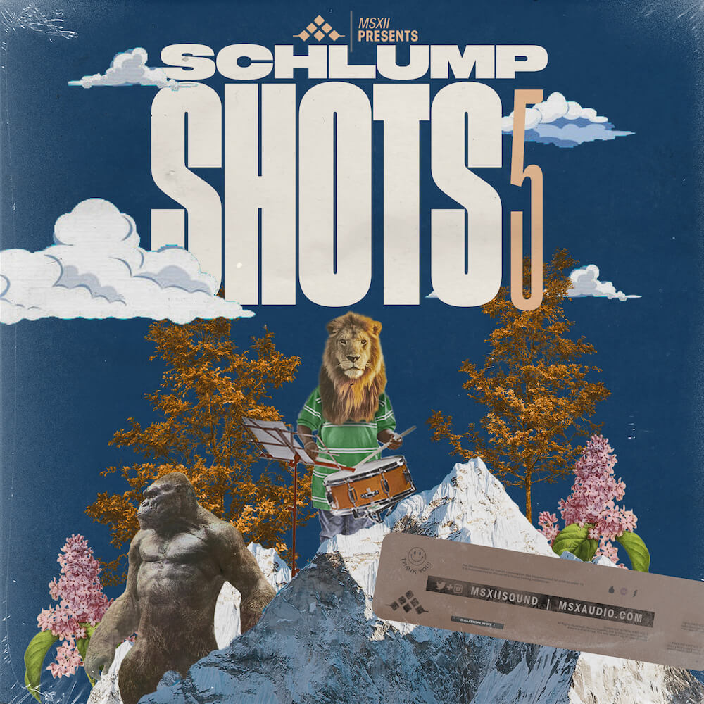 MSXII Sound Design - Schlump Shots Vol. 5