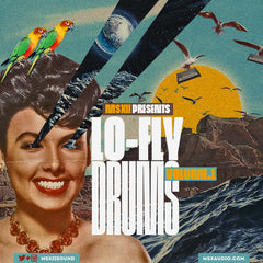 MSXII Sound Design Presents - Lo-Fly Drums Vol. 1