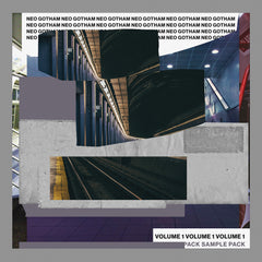 Pelham & Junior - Neo Gotham Sample Pack Vol. 1
