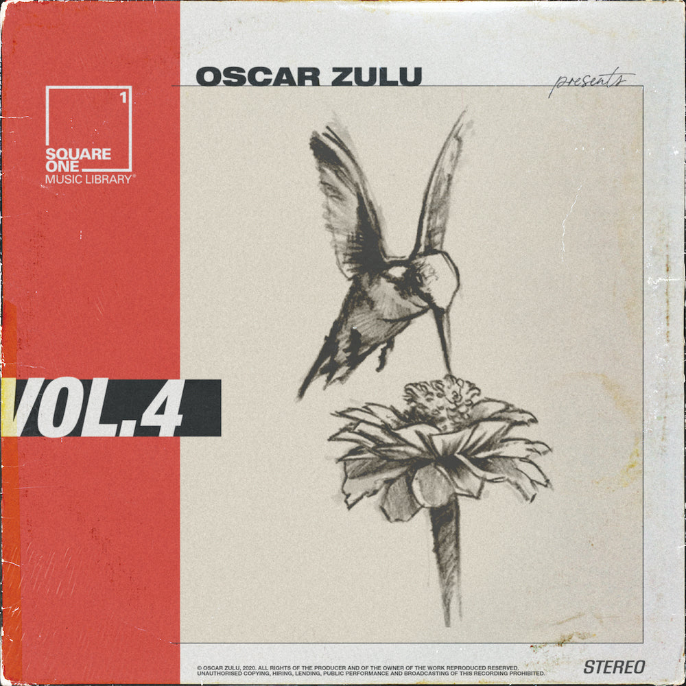 Oscar Zulu - Square One Music Library Vol. 4