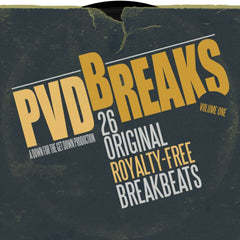 PVD Breaks Vol. 1 (Digital Download)