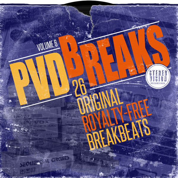 PVD Breaks Vol. 6