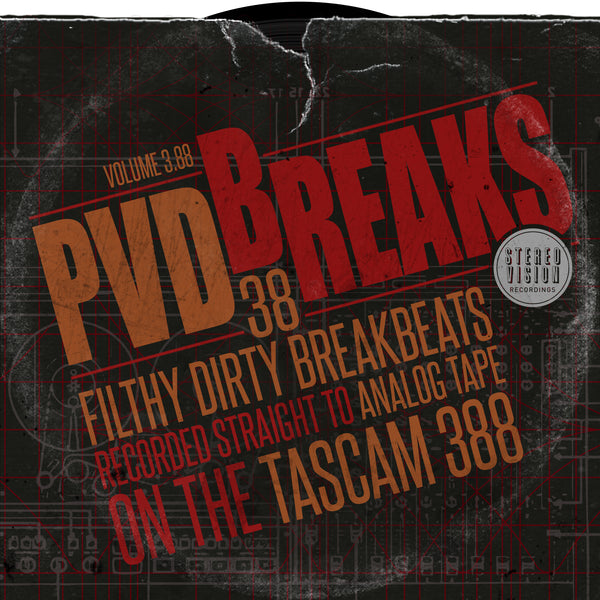 PVD Breaks Vol. 3.88