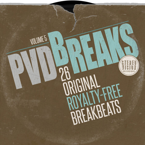 Pat Van Dyke - Sample Packs and Break Beats