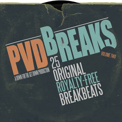 PVD Breaks Vol. 2 (Digital Download)