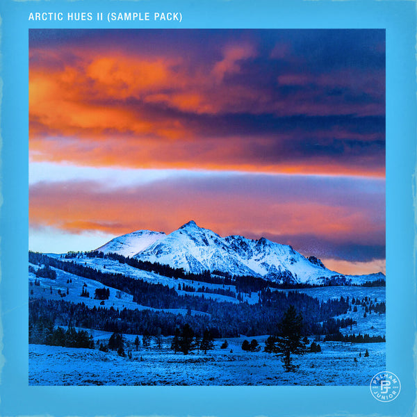 Pelham & Junior - Arctic Hues Vol. 2 Sample Pack