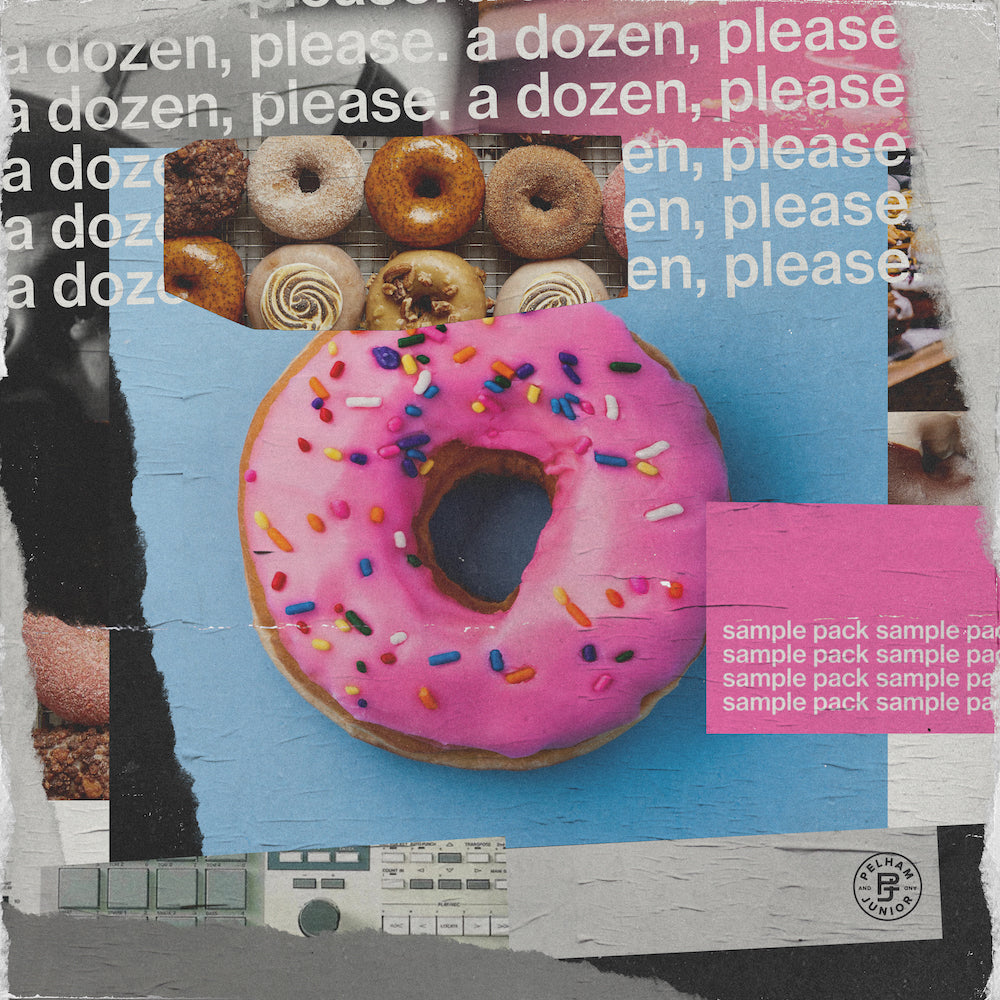 Pelham & Junior - A Dozen, Please (Sample Pack)