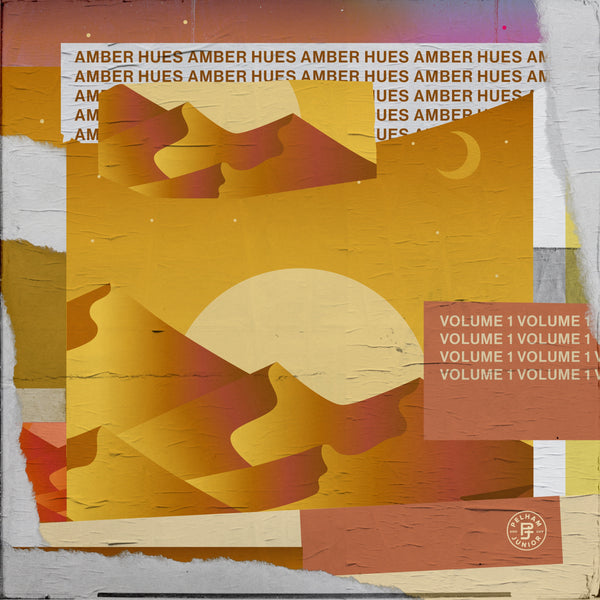 Pelham & Junior - Amber Hues Sample Pack