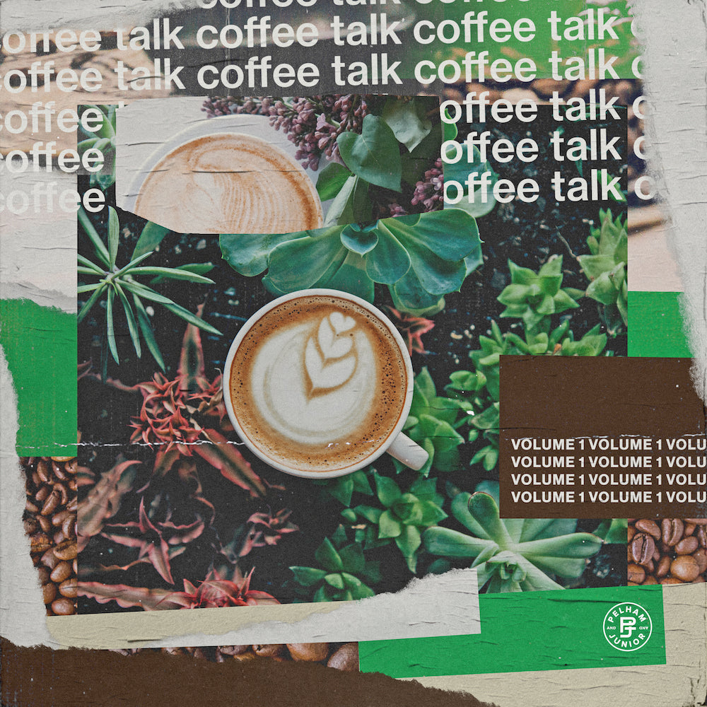 Pelham & Junior - Coffee Talk Vol. 1
