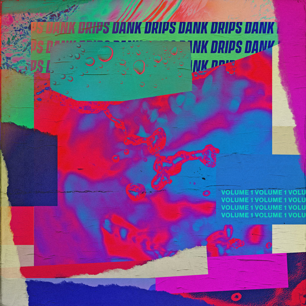 Pelham & Junior - Dank Drips Vol. 1 Sample Pack