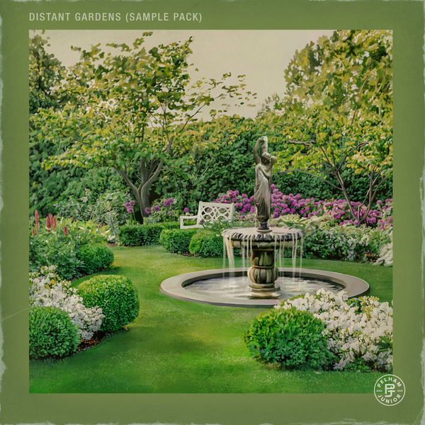 Pelham & Junior - Distant Gardens Sample Pack