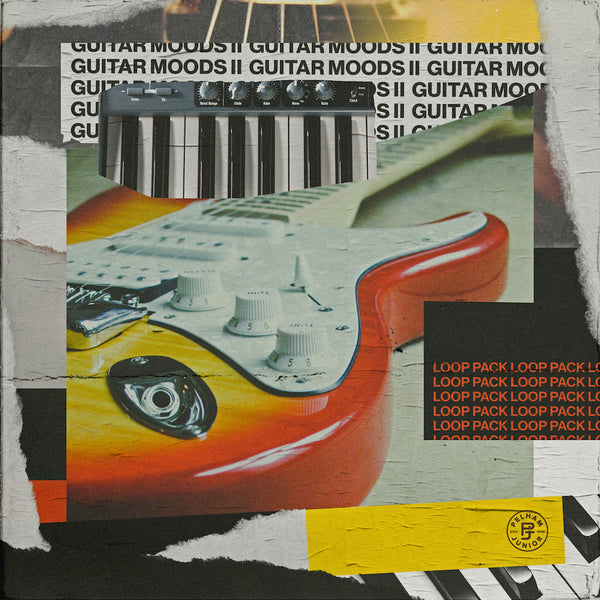 Pelham & Junior - Guitar Moods Vol. 2 (Loop Pack)
