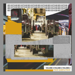 Pelham & Junior - Neo Gotham Sample Pack Vol. 2
