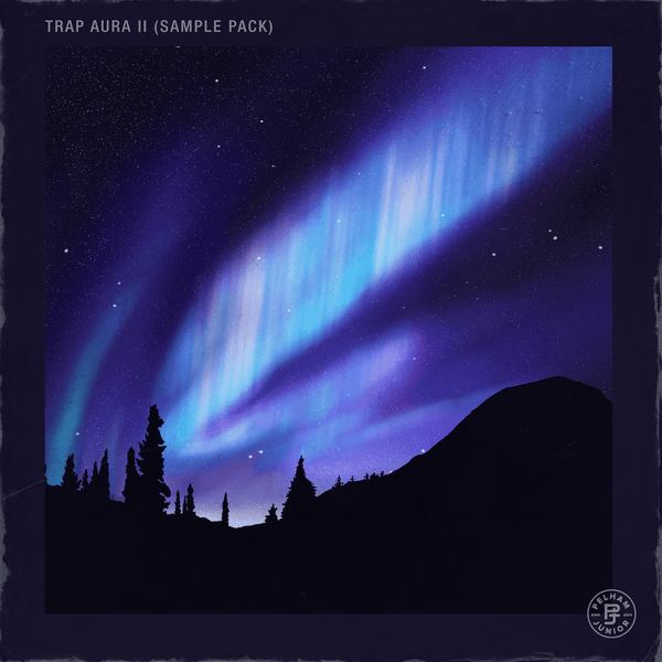 Pelham & Junior - Trap Aura Vol. 2 Sample Pack