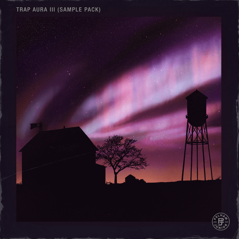 Pelham & Junior - Trap Aura Sample Pack Vol. 3