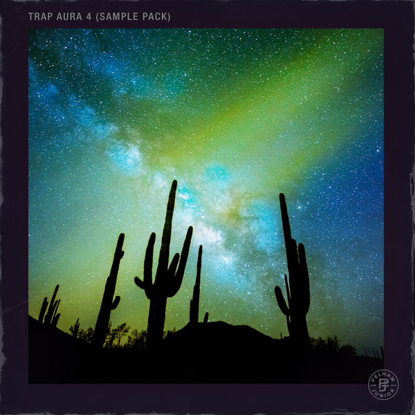 Pelham & Junior - Trap Aura Sample Pack Vol. 4