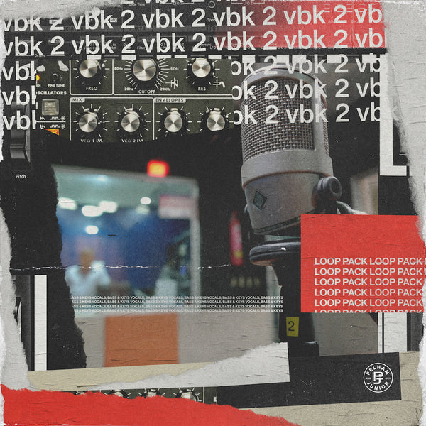 Pelham & Junior - VBK Loop Pack Vol. 2