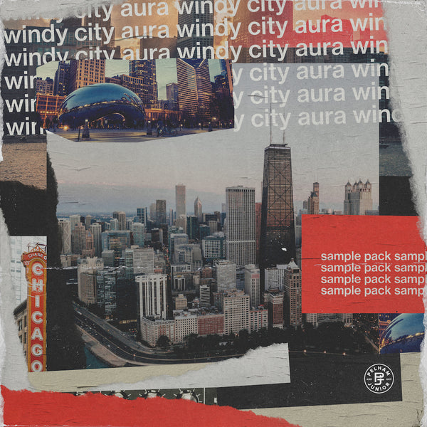 Pelham & Junior - Windy City Aura Sample Pack