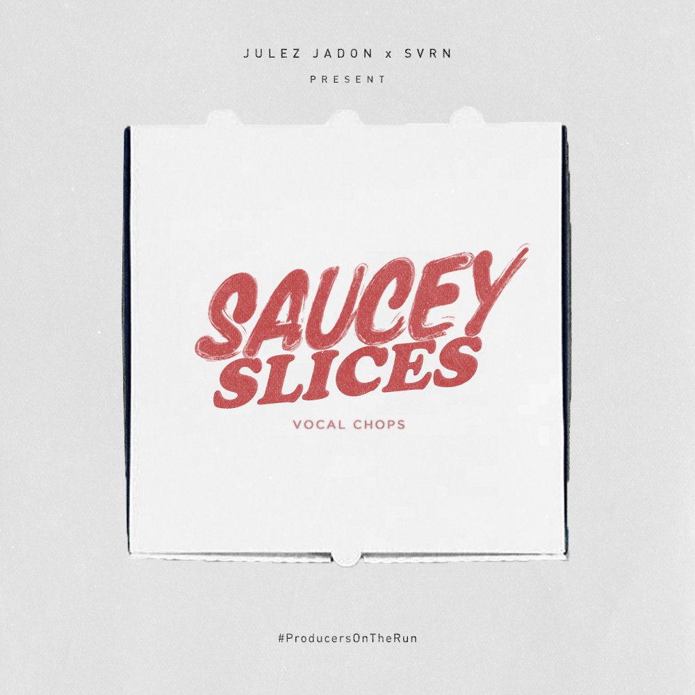Julez Jadon - Saucey Slices: Vocal Chops