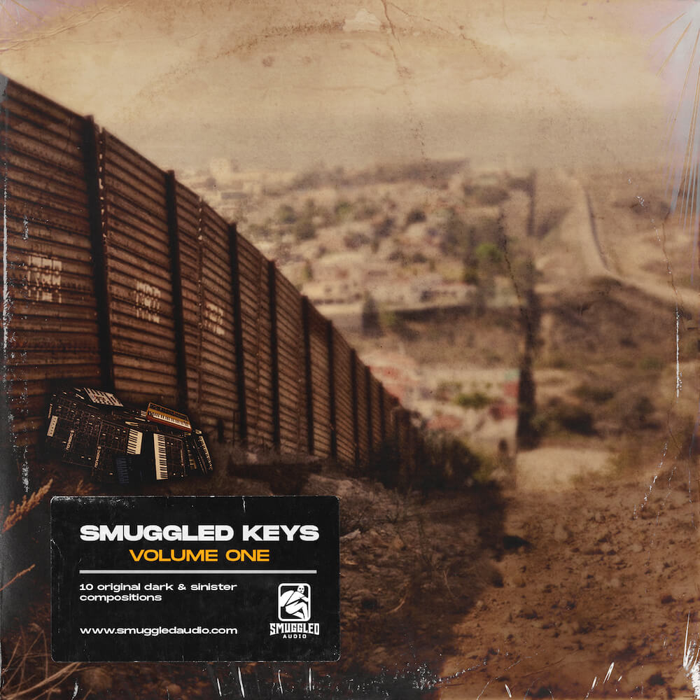 Smuggled Audio - Smuggled Keys Vol. 1