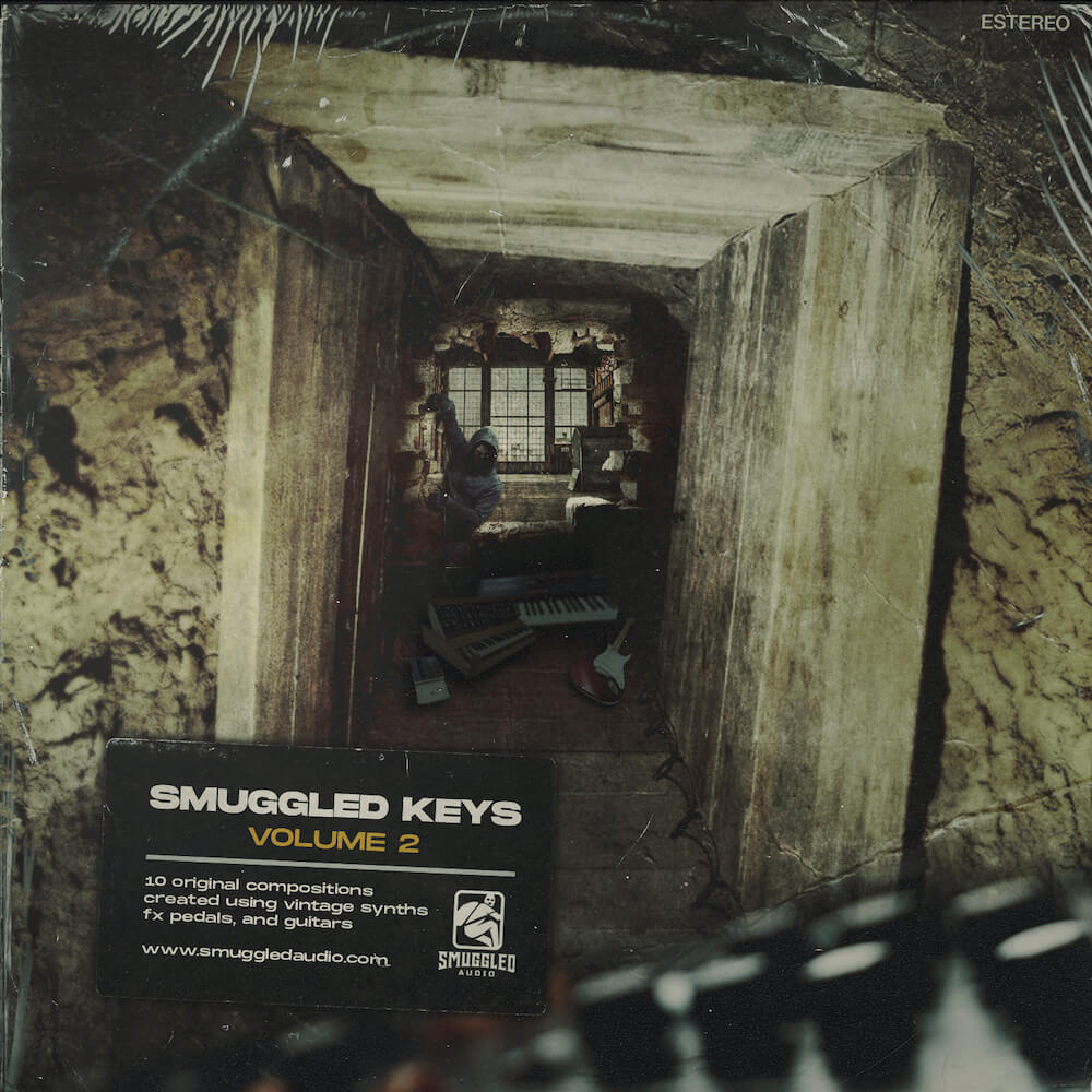 Smuggled Audio - Smuggled Keys Vol. 2