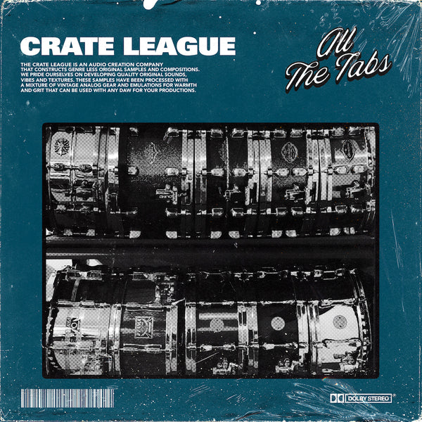 The Crate League - All the Tabs (Super Crate League Bundle)
