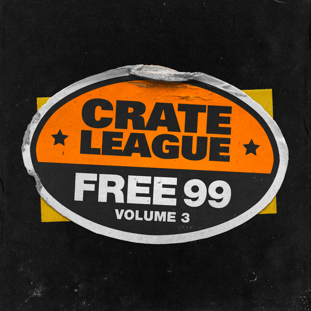 The Crate League - Free 99 Sample Pack Vol. 3