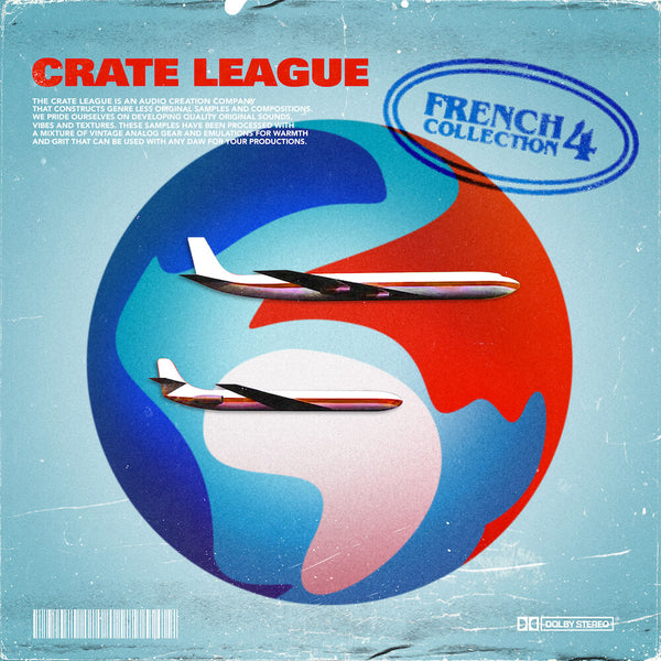 The Crate League - French Collection Vol. 4