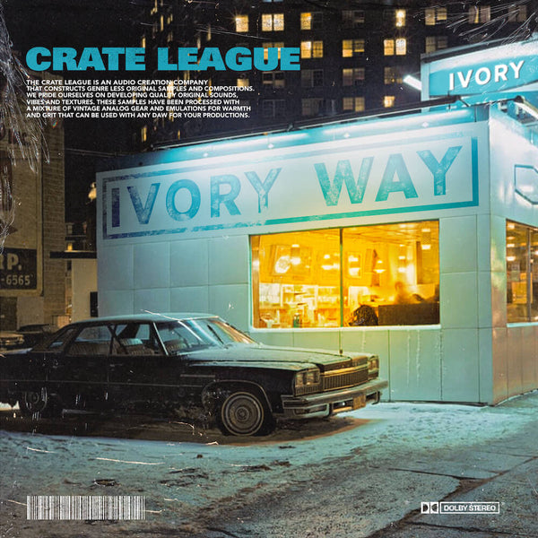 The Crate League - Ivory Way
