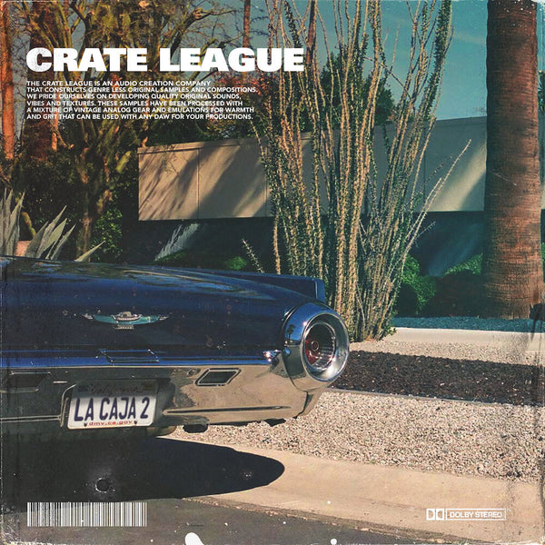 The Crate League - La Caja Vol. 2