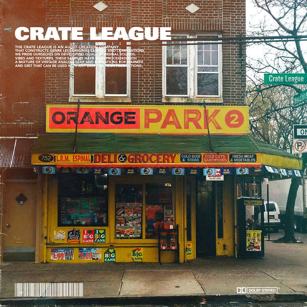 The Crate League - Orange Park Vol. 2