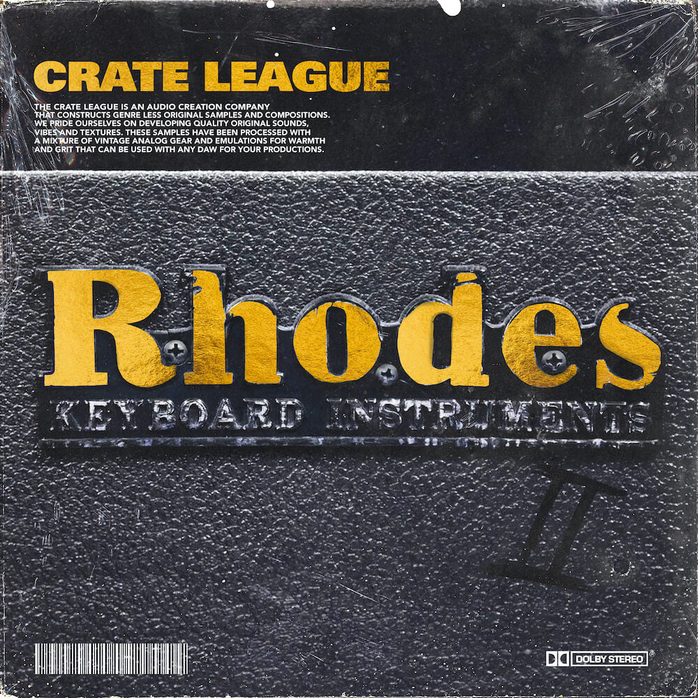 The Crate League - Rhodes Gold Vol. 2