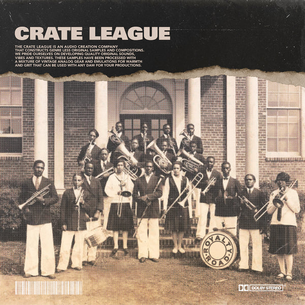 The Crate League - Royalty Road