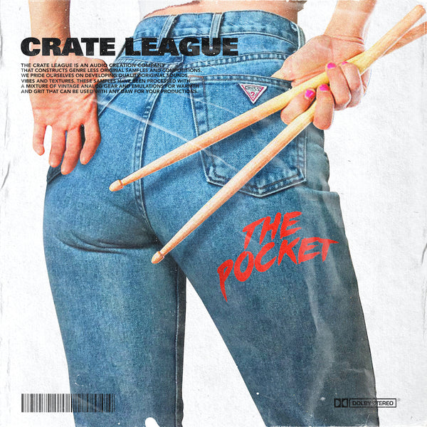 The Crate League - Tab Shots Vol. 5 (In The Pocket)