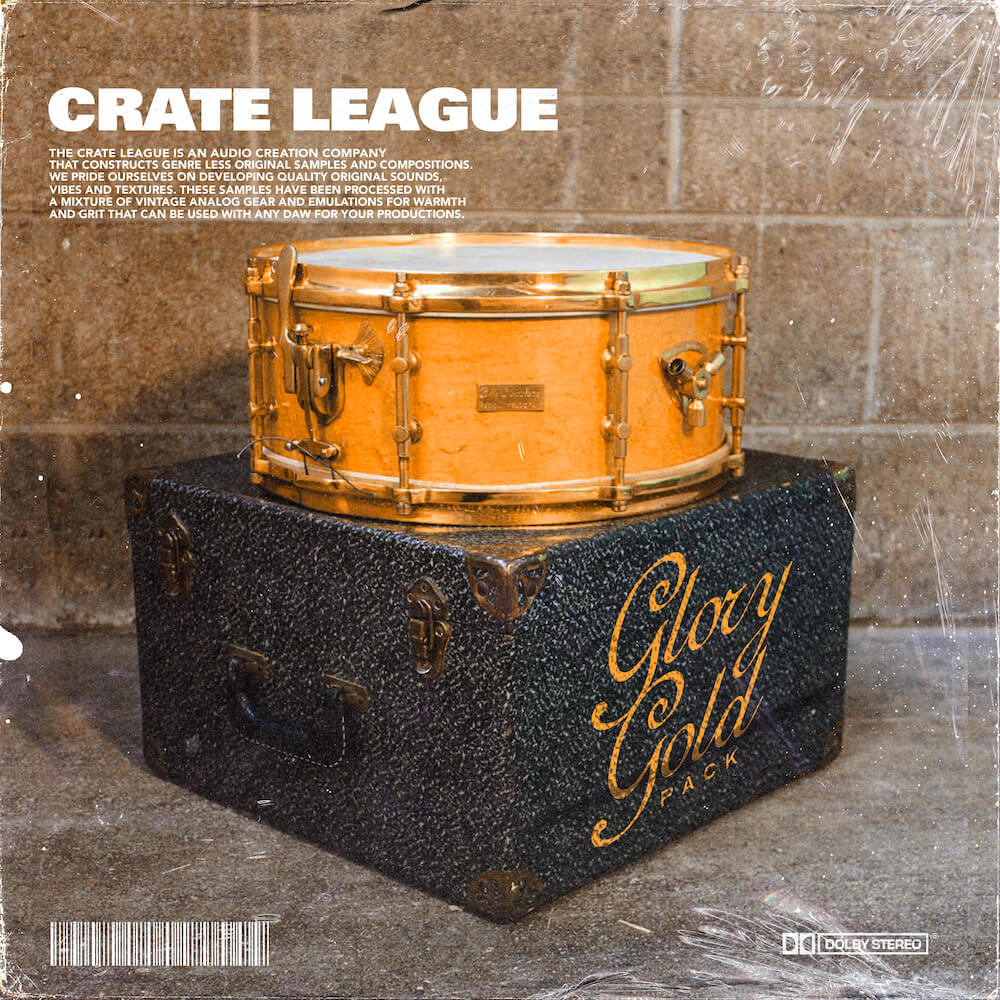 The Crate League - Tab Shots Vol. 8 (Glory Pack)