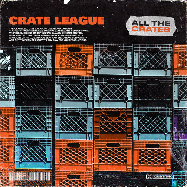 The Crate League - All the Crates (Super Crate League Bundle)