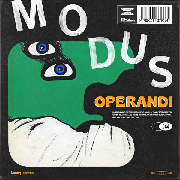 The Rucker Collective 044: Modus Operandi