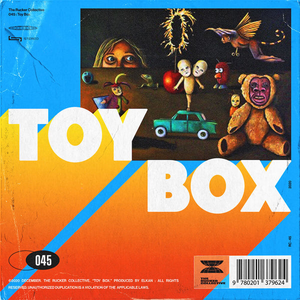 The Rucker Collective 045: Toy Box