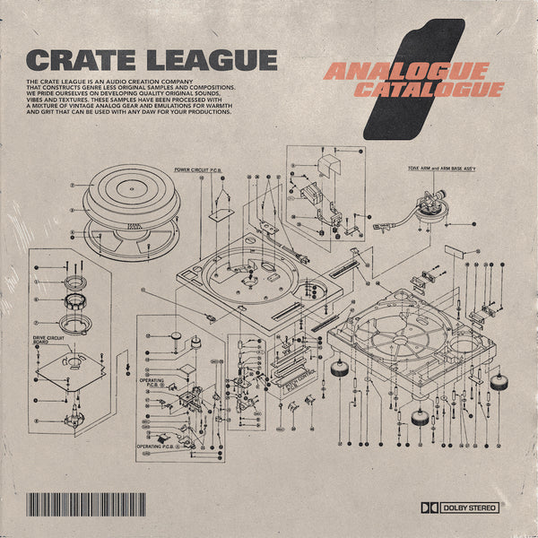 The Crate League - Analogue Catalogue