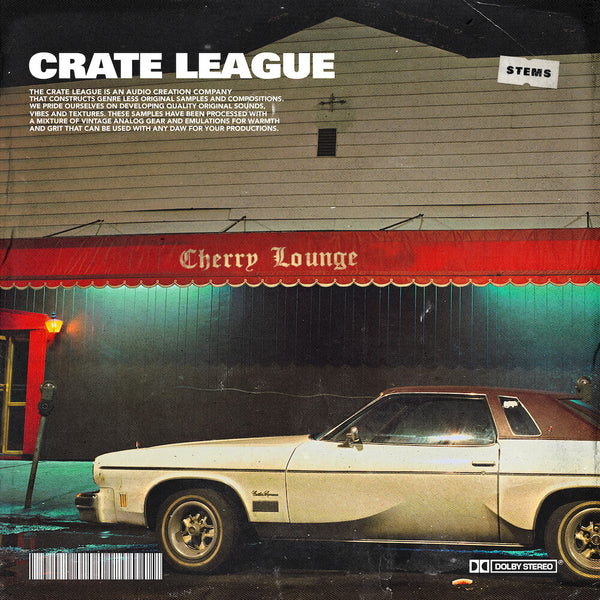 The Crate League - Cherry Lane Loop Pack