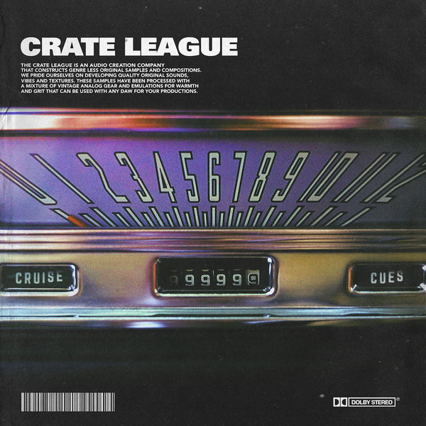 The Crate League - Cruise Cues