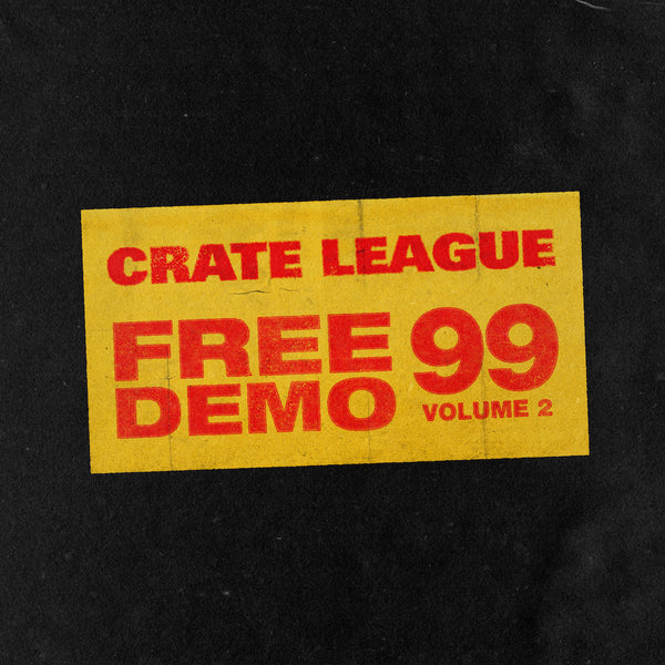 The Crate League - Free 99 Sample Pack Vol. 2