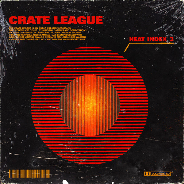 The Crate League - Heat Index Vol. 3