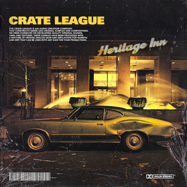 The Crate League - Heritage Inn