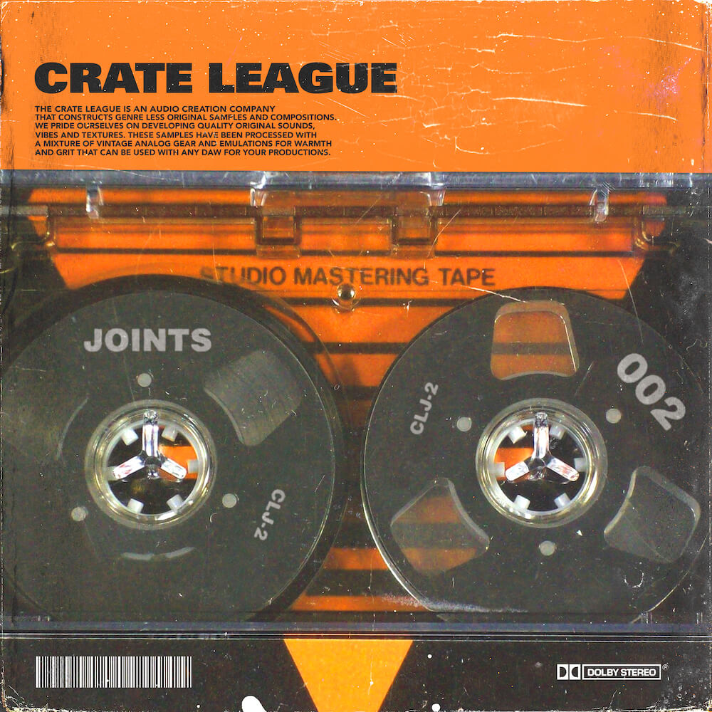 The Crate League - Joints Loop Pack Vol. 2